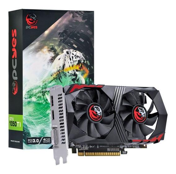 Placa De Video Pcyes Geforce Gtx 1050ti 4gb Ddr5 128bits