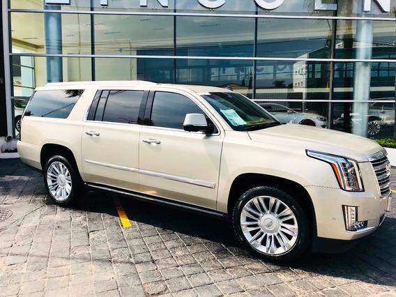 Cadillac Escalade Esv Platinum Excelentes Condiciones