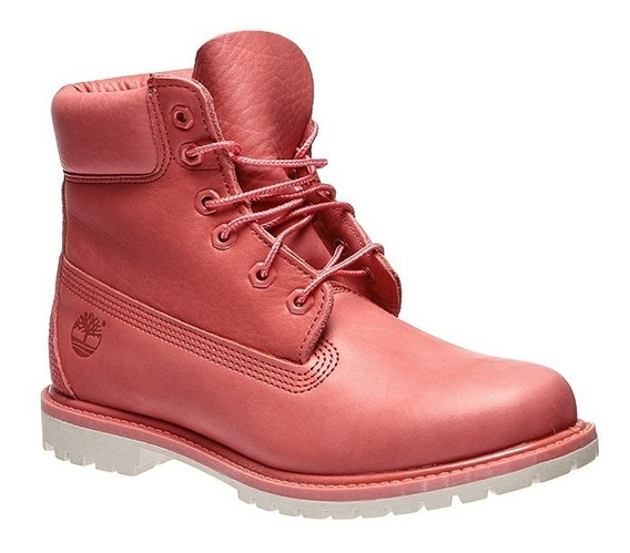 Exclusivesshoes. Timberland Waterproof Rosa, Talle 36