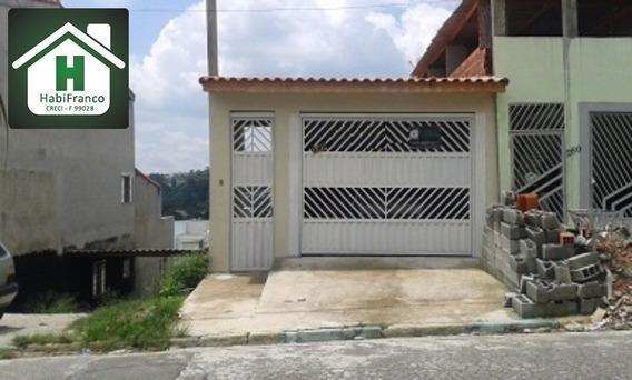 Casa Em Fase De Acabamento, Perto De Caieiras, Ótima Localização, Ótimo Bairro - Ca00077 - 32577690