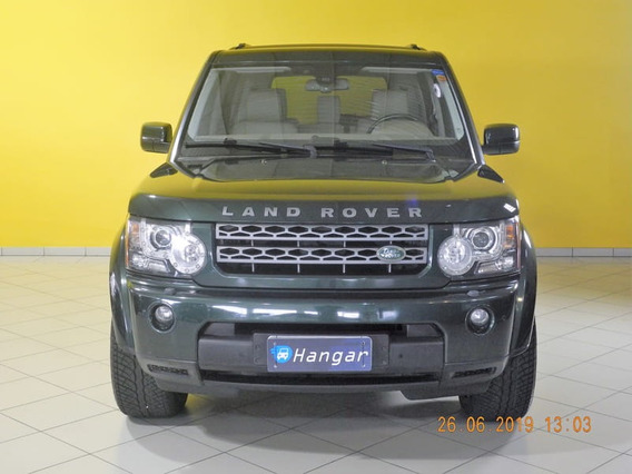 Land Rover Discovery 4 3.0 Hse 2011