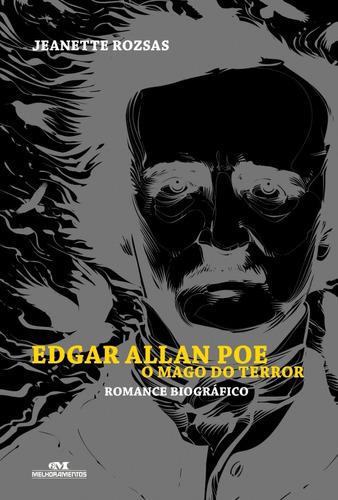 Imagem 1 de 1 de Edgar Allan Poe, O Mago Do Terror