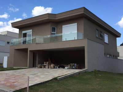 Casa De Condomínio Com 4 Dorms, Tamboré, Barueri - R$ 2.800.000,00, 444m² - Codigo: 16 - V16