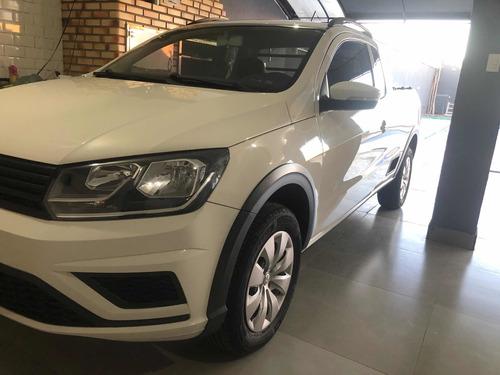Volkswagen Saveiro 1.6 Trendline Cab. Estendida Total Flex
