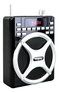 Megafono Potente Portatil Usb Recargable Bluetooth Diadema Usb/e
