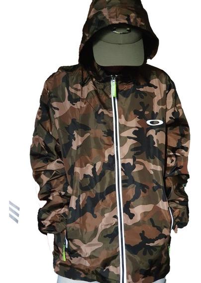 Blusa Refletivo Casaco Corta Vento Oakley Masculina Inverno