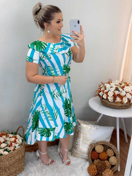 Mega Promoção- Vestidos Moda Evangélica Comportad