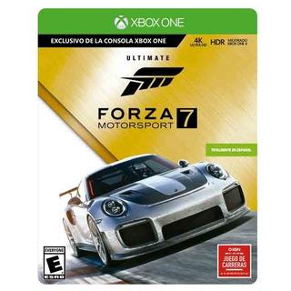 Forza Motorsport 7 Ultimate Edition Xbox One En Español