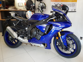 Yamaha R1 2017 - Tasa 0% Hasta En 36 Cuotas - Bike Up