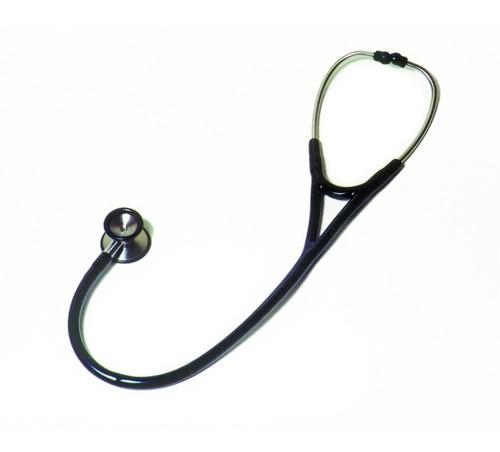 Imagem 1 de 1 de Estetoscópio Cardiológico Profissional Premium Preto