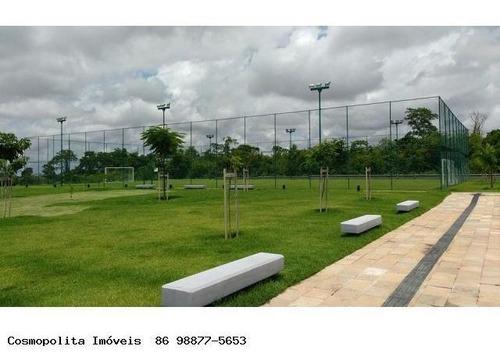 Imagem 1 de 2 de Lote Em Condomínio Fechado Para Venda Em Teresina, Novo Uruguai - Lotes Terras Alphaville