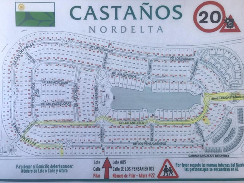 Imagen 1 de 19 de Nordelta Los Castaños.