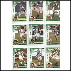 [ha] # 14 Cards- Campeonato Brasileiro 95- Juventude #