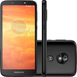 Motorola Moto E5 Play 16gb Preto Vitrine
