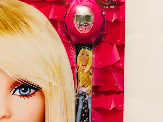 Reloj Digital Barbie Envío Gratis