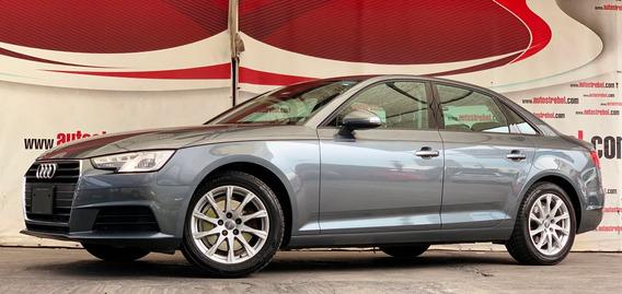 Audi A4 Dynamic 2017