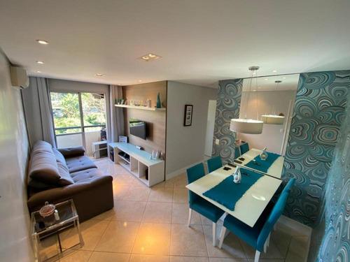 Imagem 1 de 13 de Apartamento Com 02 Dormitórios E 50 M²   Vila Roque , São Paulo   Sp - Ap303144v