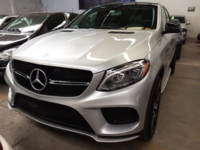 Mercedes Benz Clase Gle 3.0 Coupe 43 Amg At 2017
