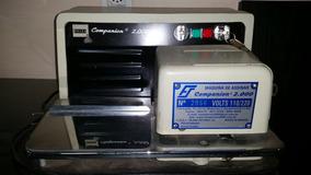Máquina De Assinar Cheques E Documentos Companion 2000