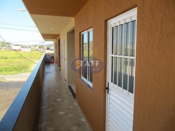Apartamento Residencial Para Locação Fixa, Bairro Jardim Esperança, Cabo Frio-rj - Ap0573