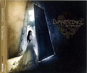 Cd Evanescence - The Open Door