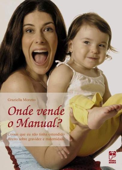 Livro Onde Vende O Manual