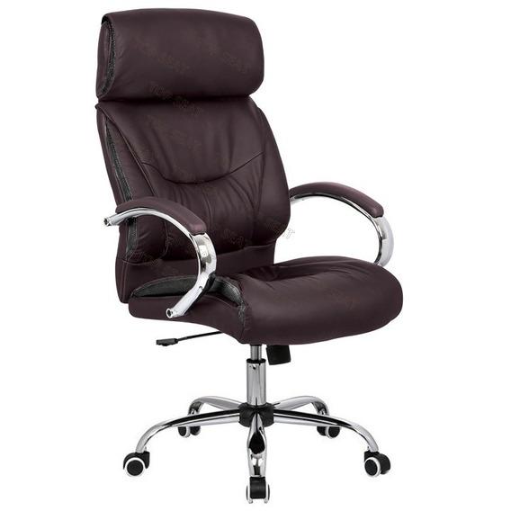 Cadeira Escritório Presidente Giratória Premium S Top Seat