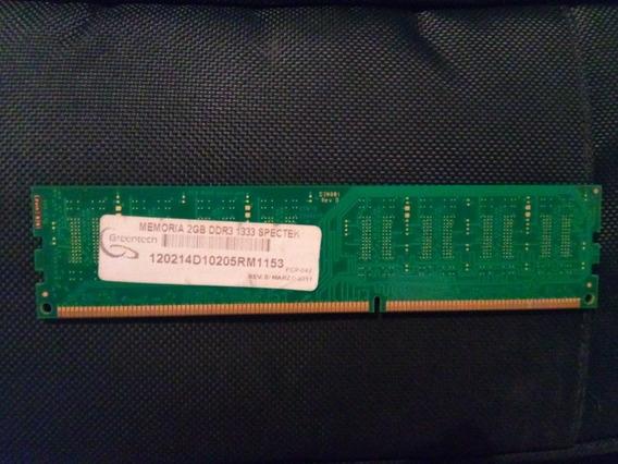 Memoria Ram Ddr3 De 2gb