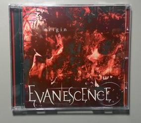 Evanescence - Cd Origin - Importado Raro