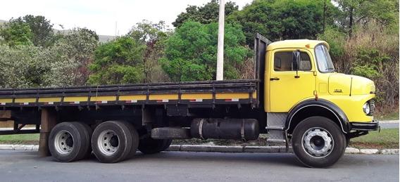 Mb 1513 Carroceria Truck Mercedes Benz