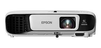Projetor Epson Powerlite U42+ 3600 Lumens Wuxga Branco