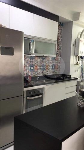 Lindo Apto Em Condominio Gran Village - Moinho Fabrini - Aceita Permuta Por Casa - 96 Mts - 373-im446163