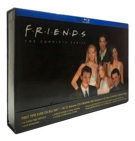 Friends Amigos Serie Completa Temporadas 1 - 10 Blu-ray