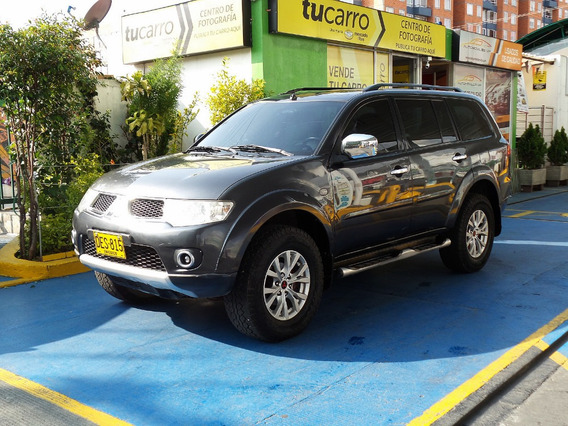 Mitsubishi Nativa Advance Full Equipo