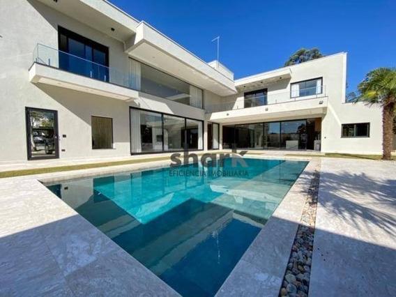 Casa Com 3 Dormitórios À Venda, 760 M² Por R$ 6.200.000,00 - São Paulo Ii - Cotia/sp - Ca0205