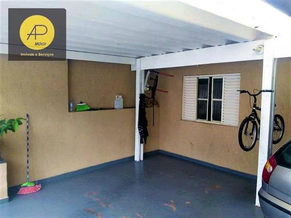Casa À Venda, 161 M² Por R$ 270.000,00 - Jardim Modelo - Mogi Das Cruzes/sp - Ca0067