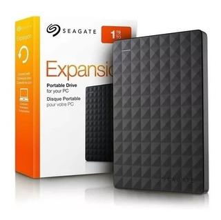 Disco Rigido Externo 1tb Seagate Expansion Usb 3.0 Cuotas