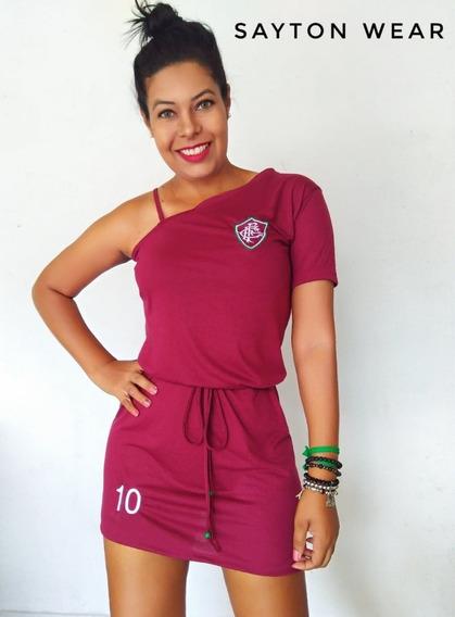 Vestido Do Fluminense