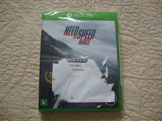 Need For Speed Rivals Lacrado P/ Xbox One