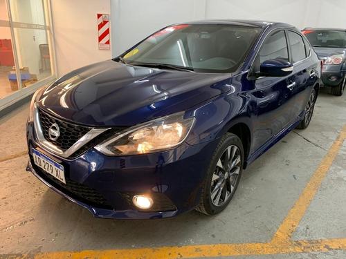 Nissan Sentra Sr Cvt Excelente, Unica Mano, Muy Cuidado