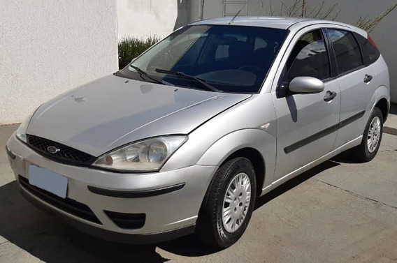 Ford Focus 1.6 - Prata - Top!