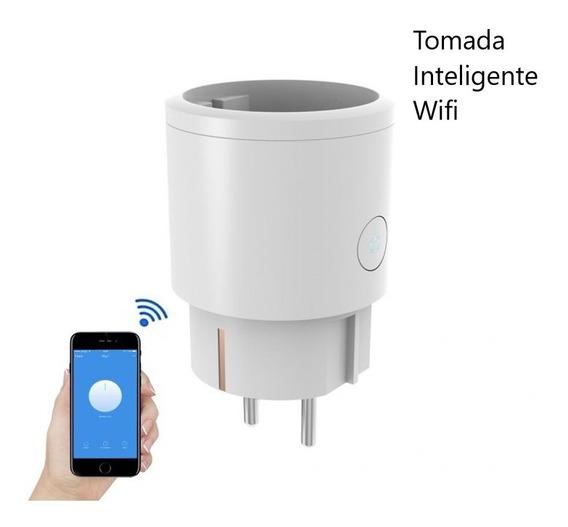 Combo Tomada Inteligente Wifi E Fone Bluetooth Bluedio T-elf