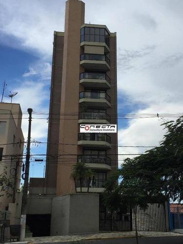 Imagem 1 de 9 de Apartamento Residencial À Venda, Jardim Flamboyant, Campinas. - Ap0270