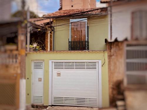 Imagem 1 de 21 de Sobrado À Venda, 130 M² Por R$ 750.000,00 - Vila Paulicéia - São Paulo/sp - So2606