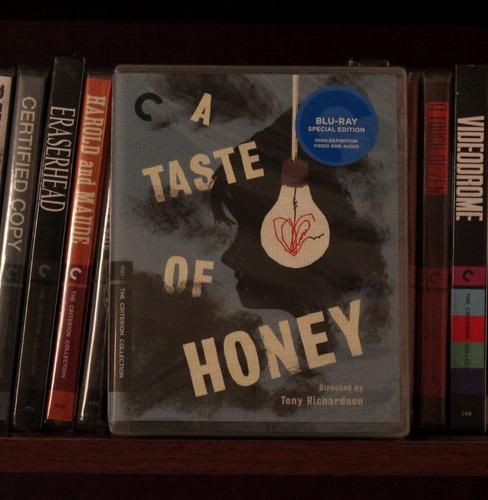 Criterion - A Taste Of Honey (bluray) - Tony Richardson