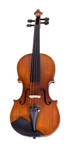 Violin Parquer Custom 4/4 Estudio Principiante Estuche Cuota