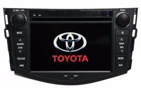 Kit Central Multimidia Dvd Gps Tv Toyota Rav4