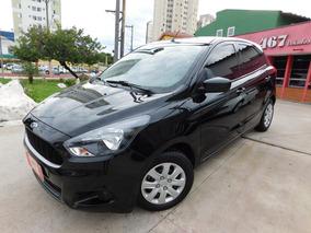 Ford Ka Se Plus 1.5 2018 Preto