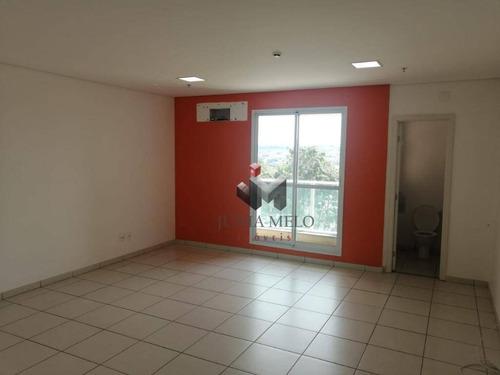Imagem 1 de 9 de Sala Para Alugar, 38 M² Por R$ 1.000,00/mês - Nova Ribeirânia - Ribeirão Preto/sp - Sa0186