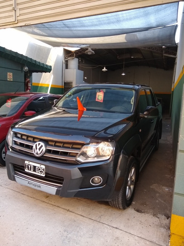 Imagen 1 de 10 de Volkswagen Amarok 2010 2.0 Cd Tdi 163cv 4x4 Trendline 1t0